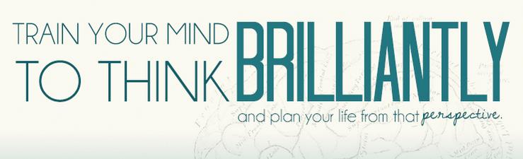 Thinking Brilliantly