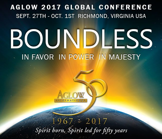 Aglow Global Conference 2017 @ Richmond | Virginia | United States