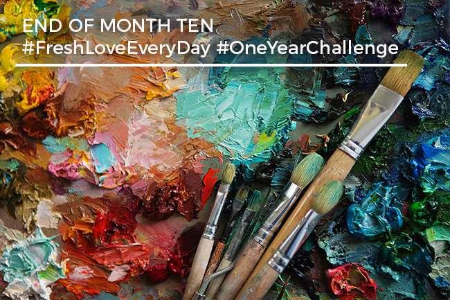 #OneYearChallenge MONTH TEN