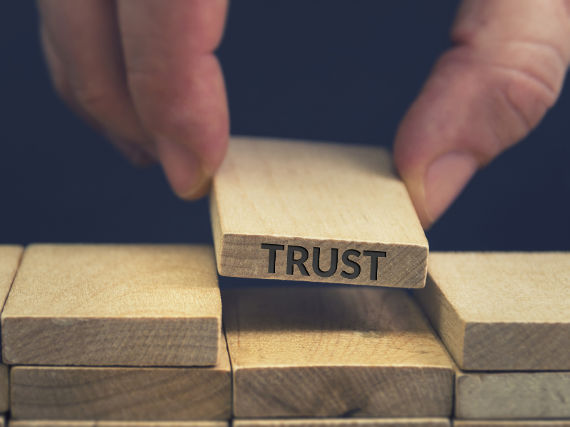 Stay Tough with Trust